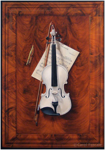 Trompe L'oeil Violin