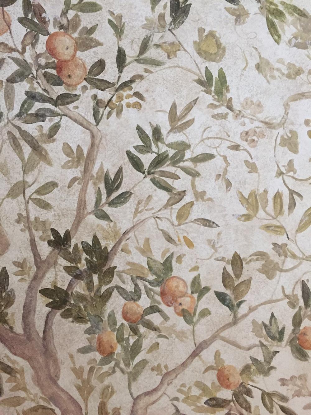Fresco Ceiling Mural