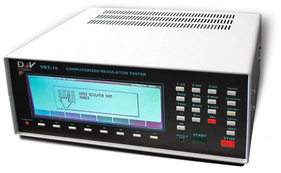 Voltage Regulator Tester : Voltage regulator testing — auto electric international