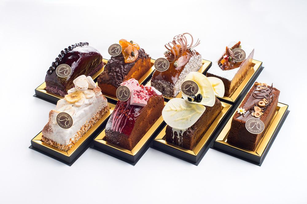 マウンテンのパウンドケーキは8種類。