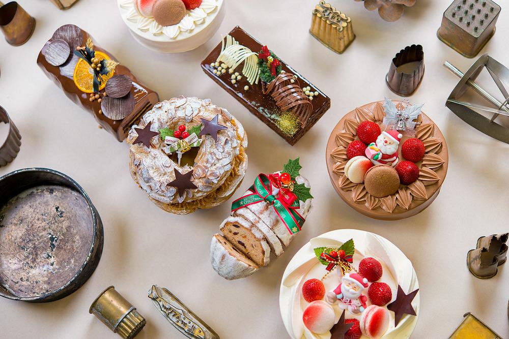 マウンテンの2015年のクリスマスケーキです。