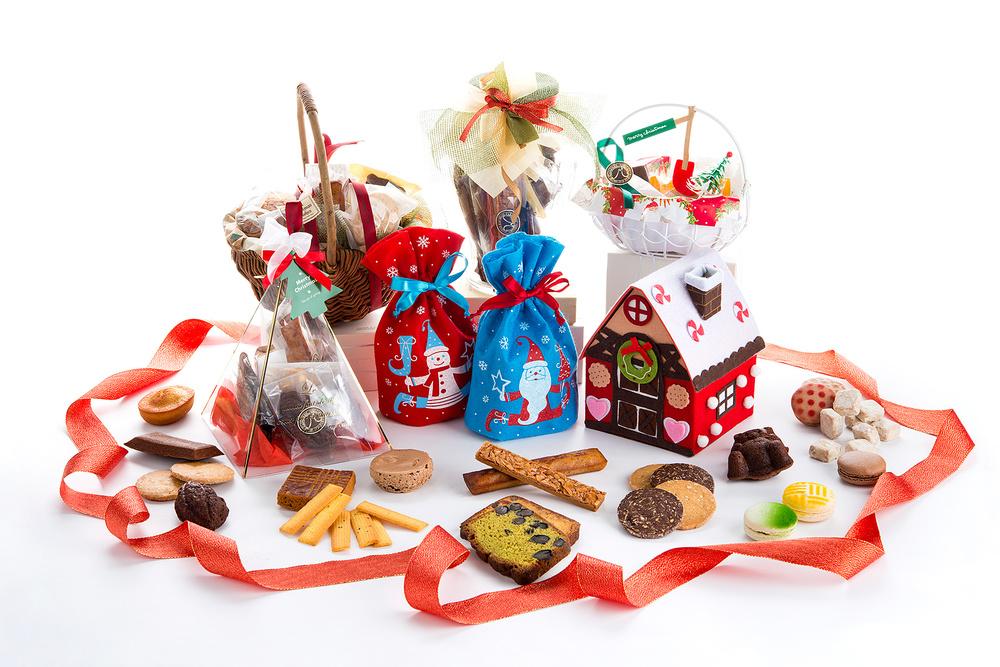 チョコレートやケーキに加え、焼き菓子も豊富に取り揃えております。