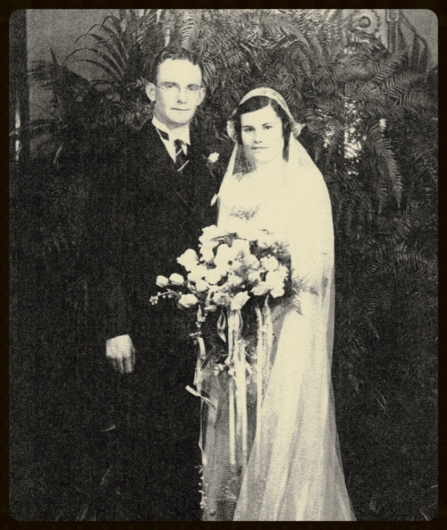 The Swaim Wedding- 1932  Photo Source:  Historical Society of Dauphin County Collections