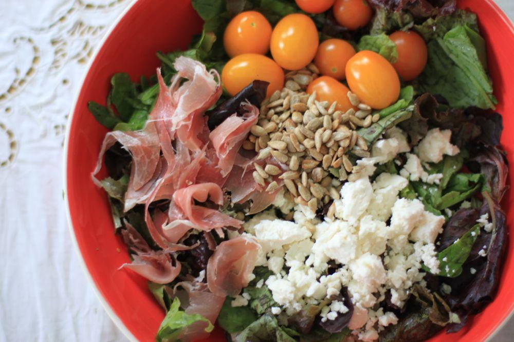 no chop salad