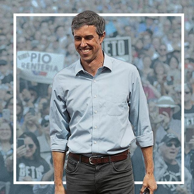 """Beto O'Rourke has announced his bid to be the Democratic candidate in the 2020 Presidential Election: So who is the 'Beto' candidate?"" • Another blog post from The Briefing Room up now 📰 Head on over to our website (link in description) to read all about it! • #sierracollege #therealkscm #thebriefingroom #rocklin #sacramento #beto"