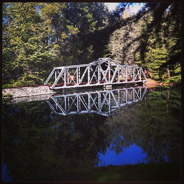 Bridge (at Sonoma TrainTown Railroad)