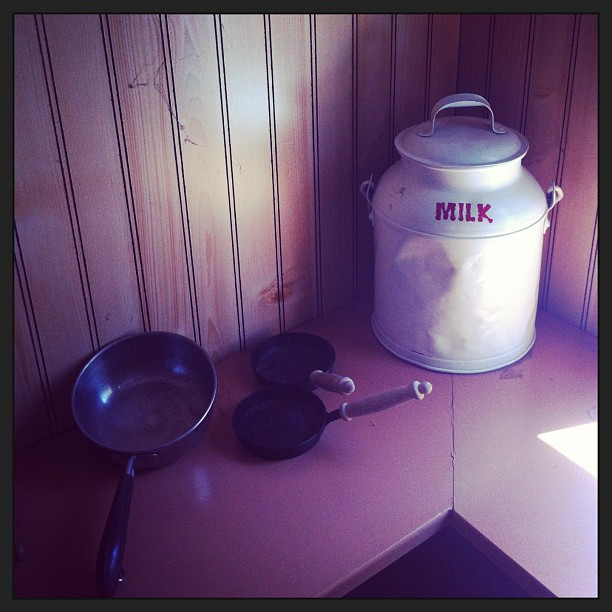 Milk Angles