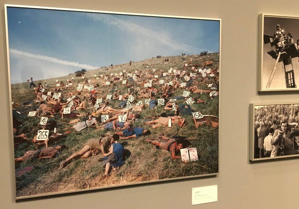 Spartacus extras by J.R. Eyerman