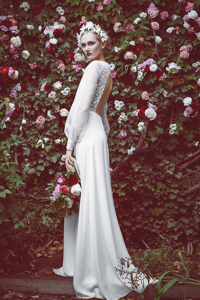 Stone Fox Bride x Honor, via  Vogue