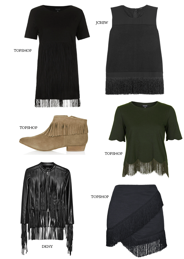 ROSE & IVY JOURNA TREND TO TRY FRINGE