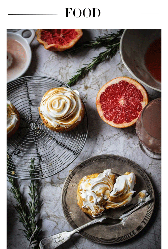 ROSE & IVY JOURNAL PINTEREST PICKS FOOD