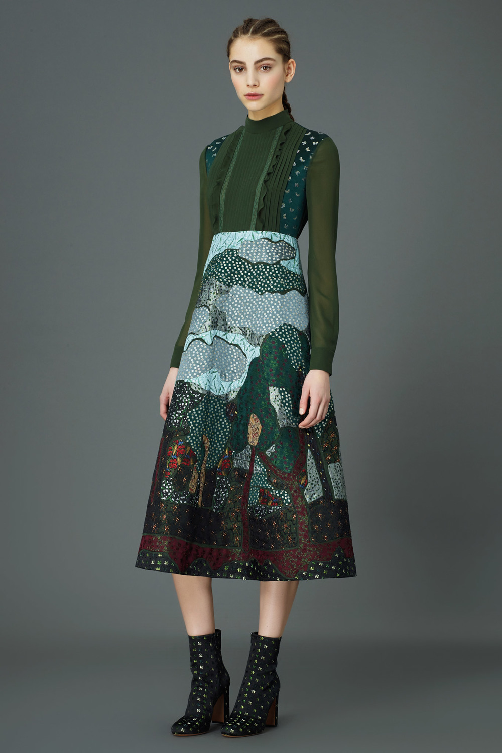 ROSE & IVY JOURNAL VALENTINO PRE FALL 2015