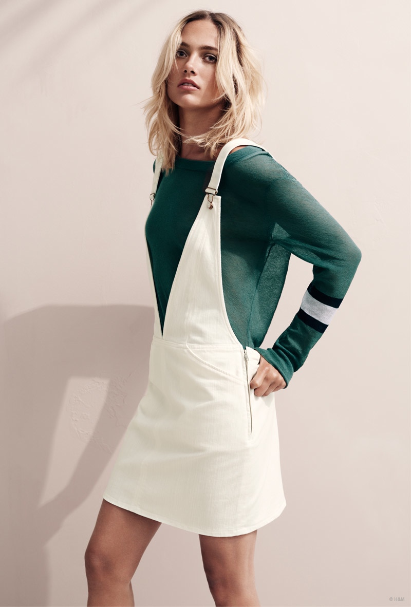 ROSE & IVY JOURNAL H&M STUDIO SPRING 2015