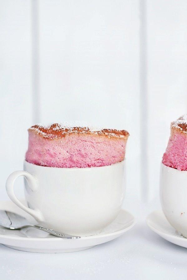 Raspberry Souffle, Cioccolato Gotto