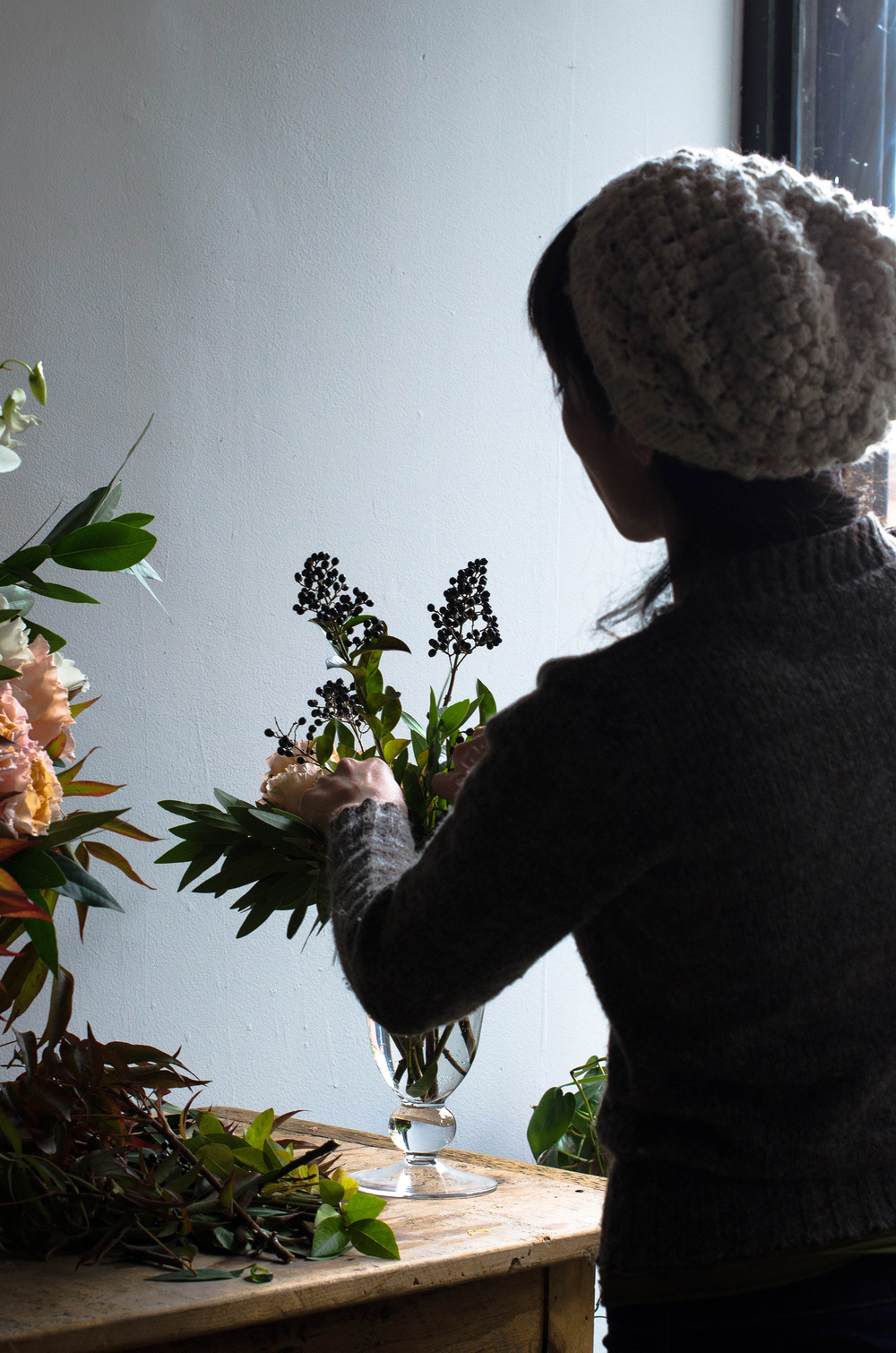 Royal Botanicals, A Conversation with Florist Ariel Dearie