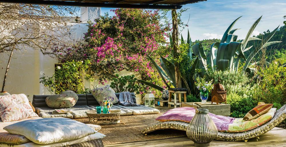 rose & ivy journal outdoor living ideas