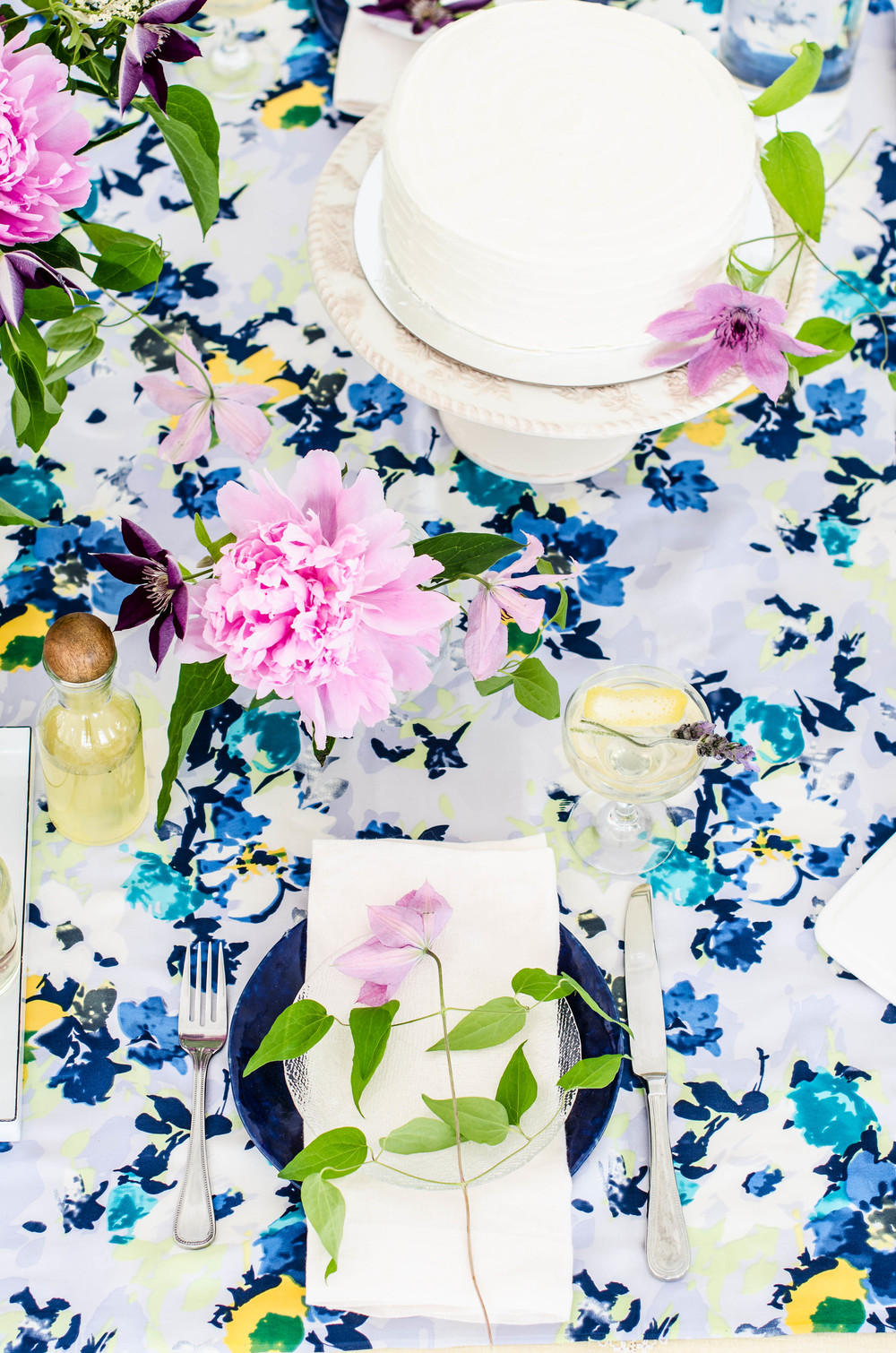 ROSE & IVY Journal A Floral Soiree