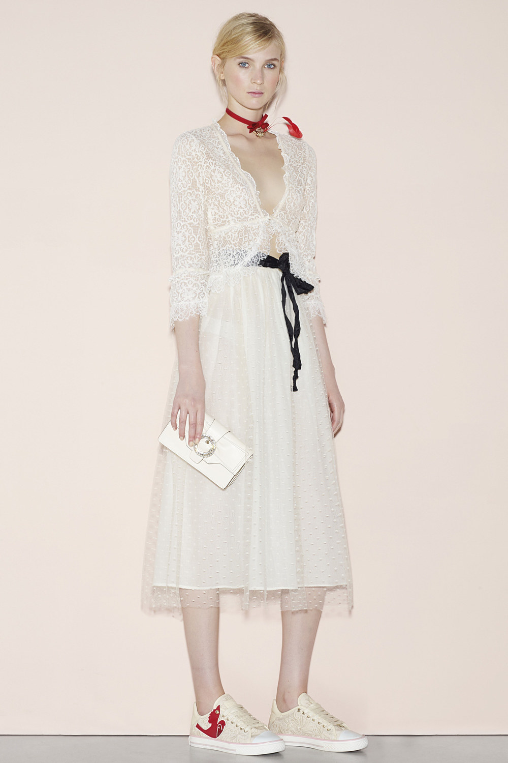 ROSE & IVY Journal Red Valentino Spring 2016