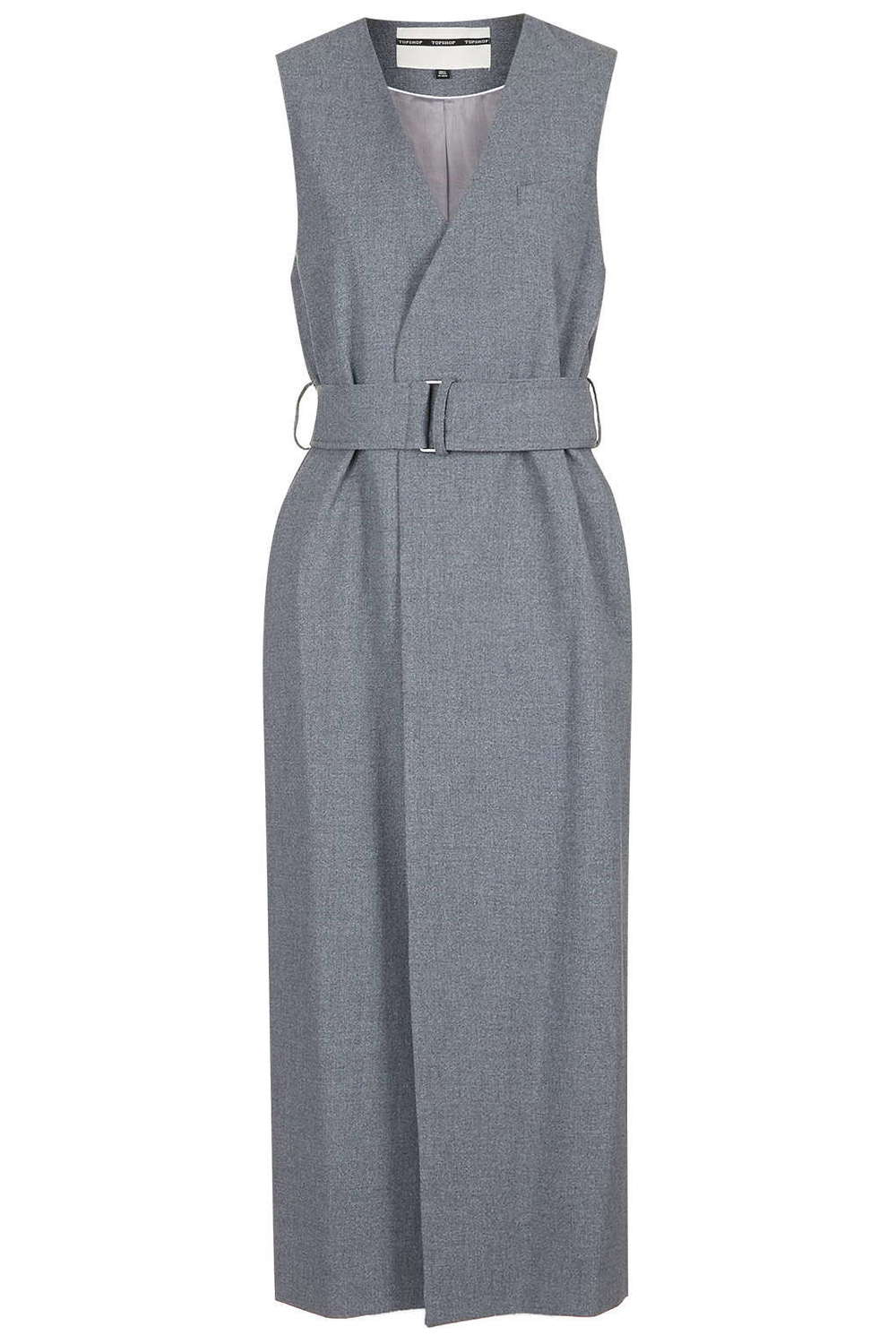 Topshop Sleeveless Vest
