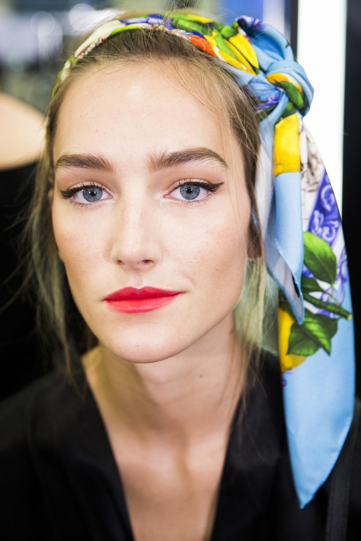 ROSE & IVY Journal Beauty Spring 2016 Dolce & Gabbana