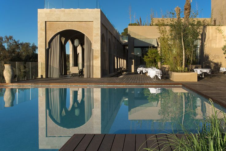 ROSE & IVY Journal Hotel Sahrai Fez Morocco