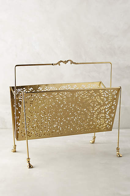 ROSE & IVY Journal Currently Loving Gilded Desk Accessories