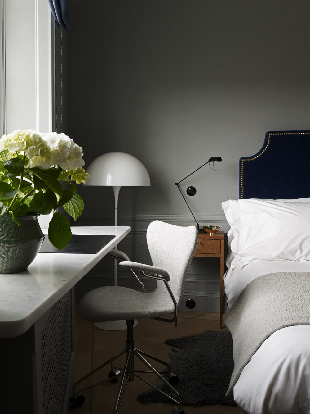 ROSE & IVY Journal Escape Ett Hem Stockholm