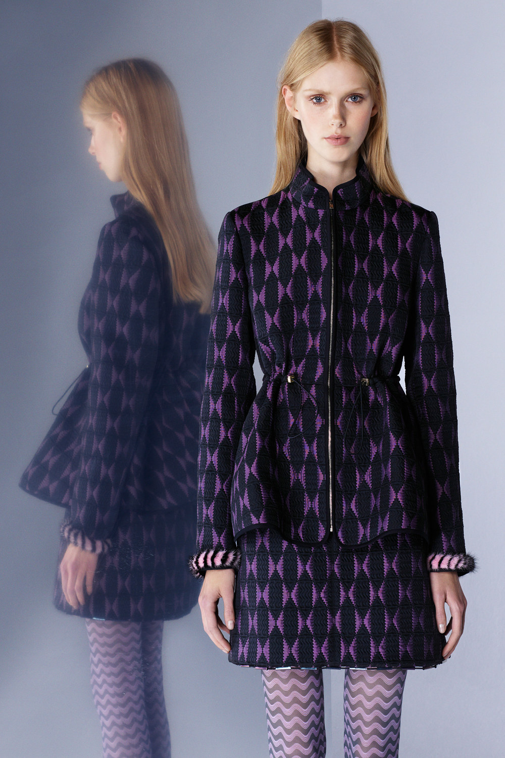 ROSE & IVY Journal Prefall Mary Katrantzou