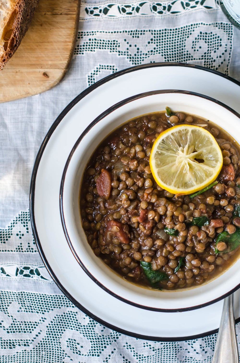 ROSE & IVY Journal My New Roots Four Corners Lentil Soup