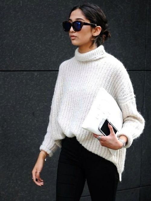 ROSE & IVY Journal Mastering the Sweater Tuck