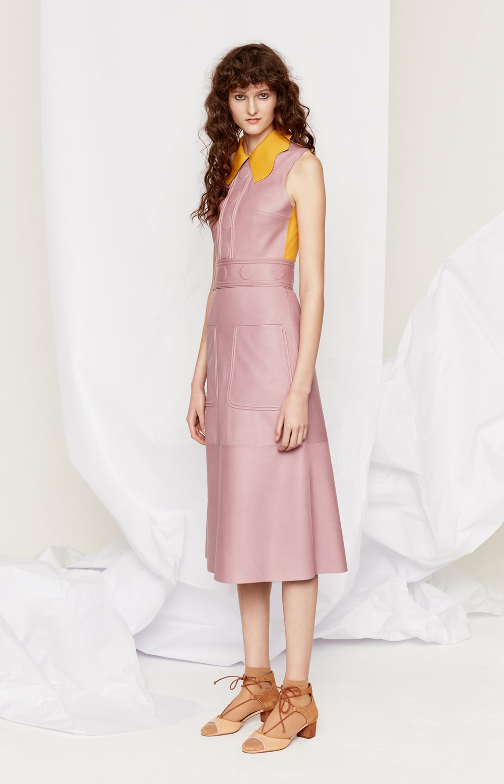 ROSE & IVY Journal Pre Fall 2015 Roksanda