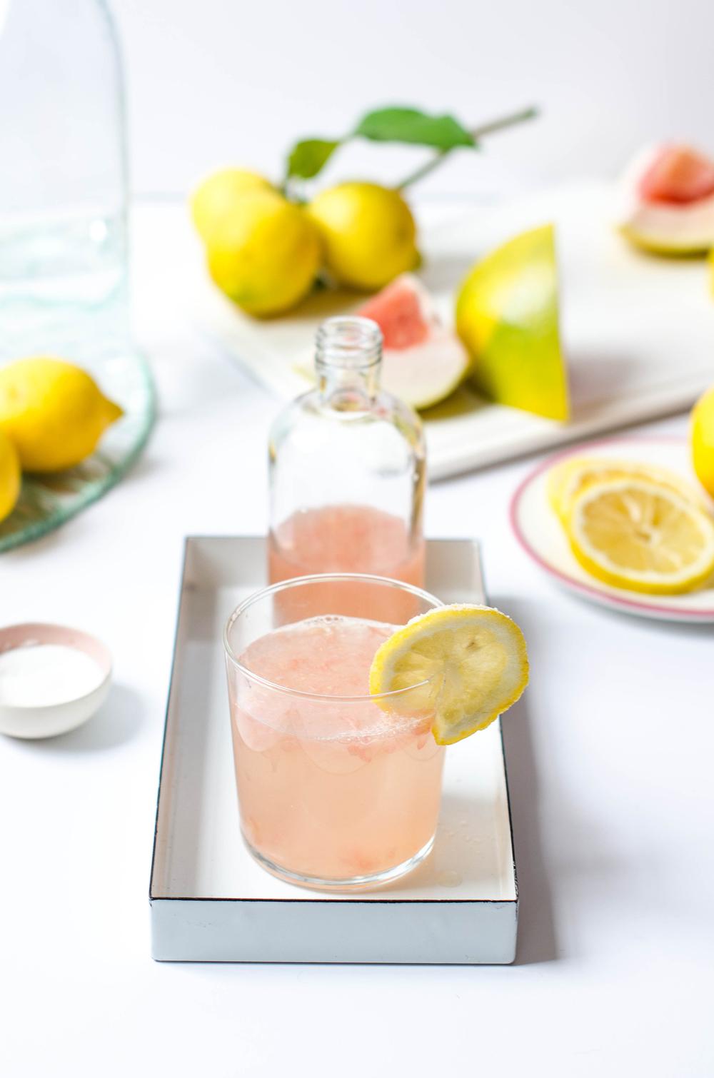 ROSE & IVY Journal Pink Pomelo Spritzer