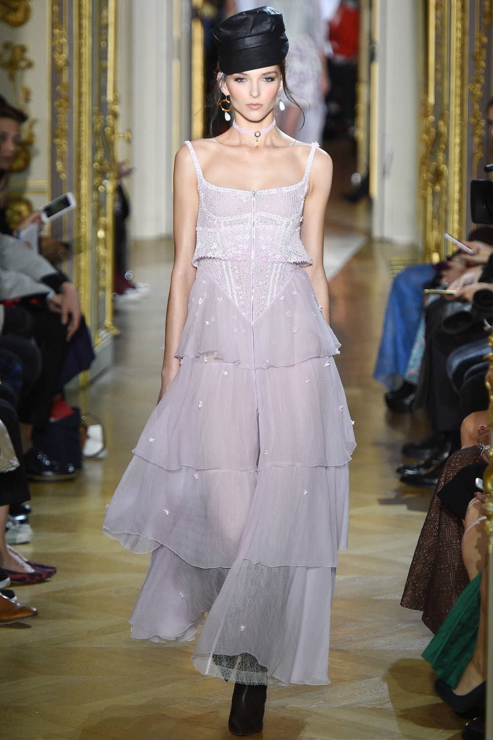 ROSE & IVY Journal Spring 2016 Couture Ulyana Sergeenko