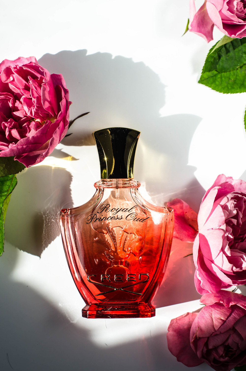 ROSE & IVY JOurnl Flowers in a Bottle CREED ROYAL PRINCESS OUD
