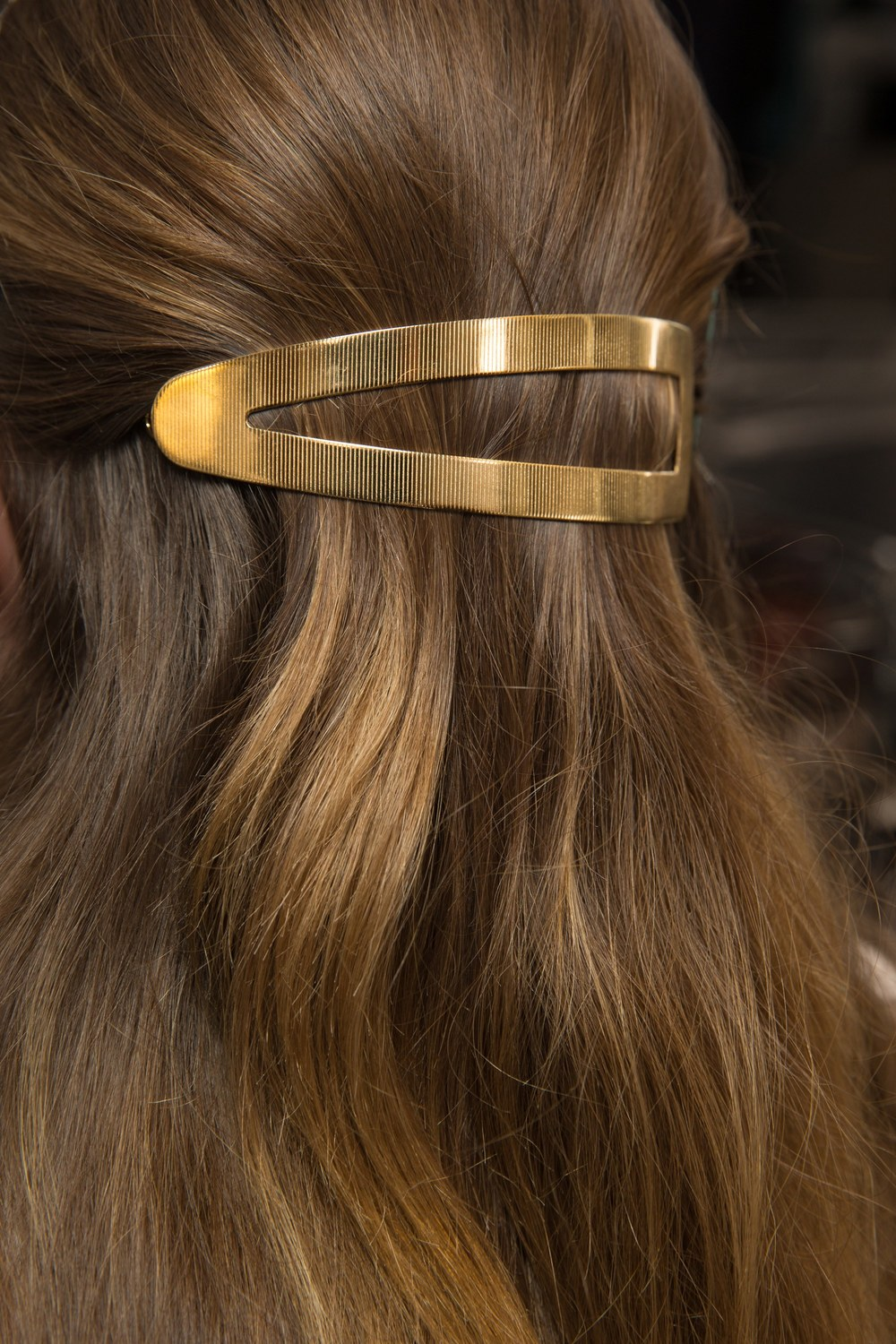 ROSE & IVY Journal Beauty Flash A Case for the Barrette Dior Fall 2016 Couture