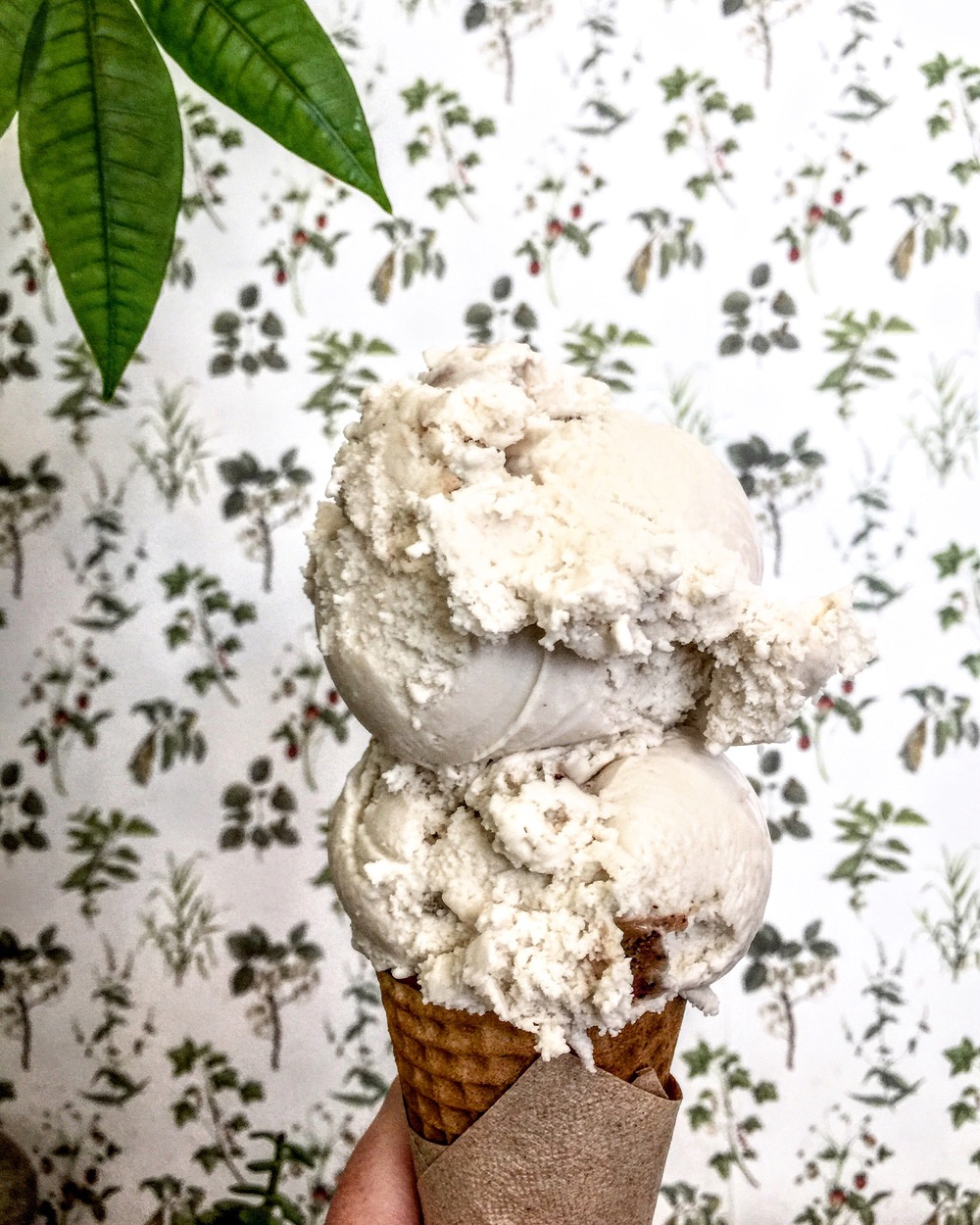 Summer cool down at  Van  Leeuwen   - they have the best vegan ice cream