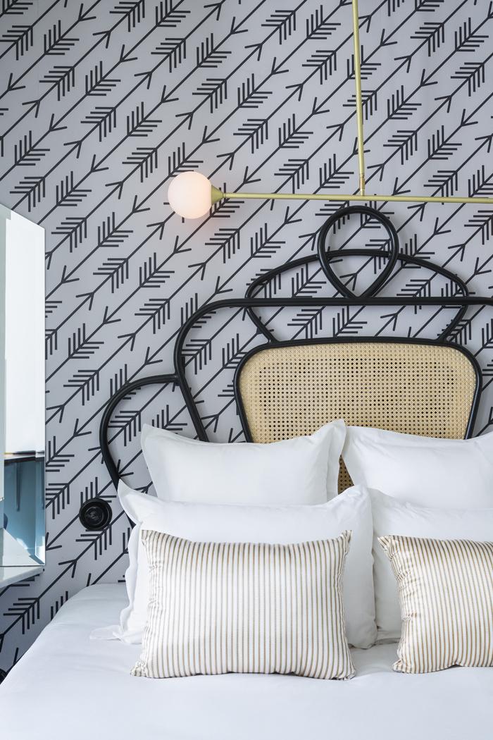 ROSE & IVY Journal Escape L'Hotel Panache Paris