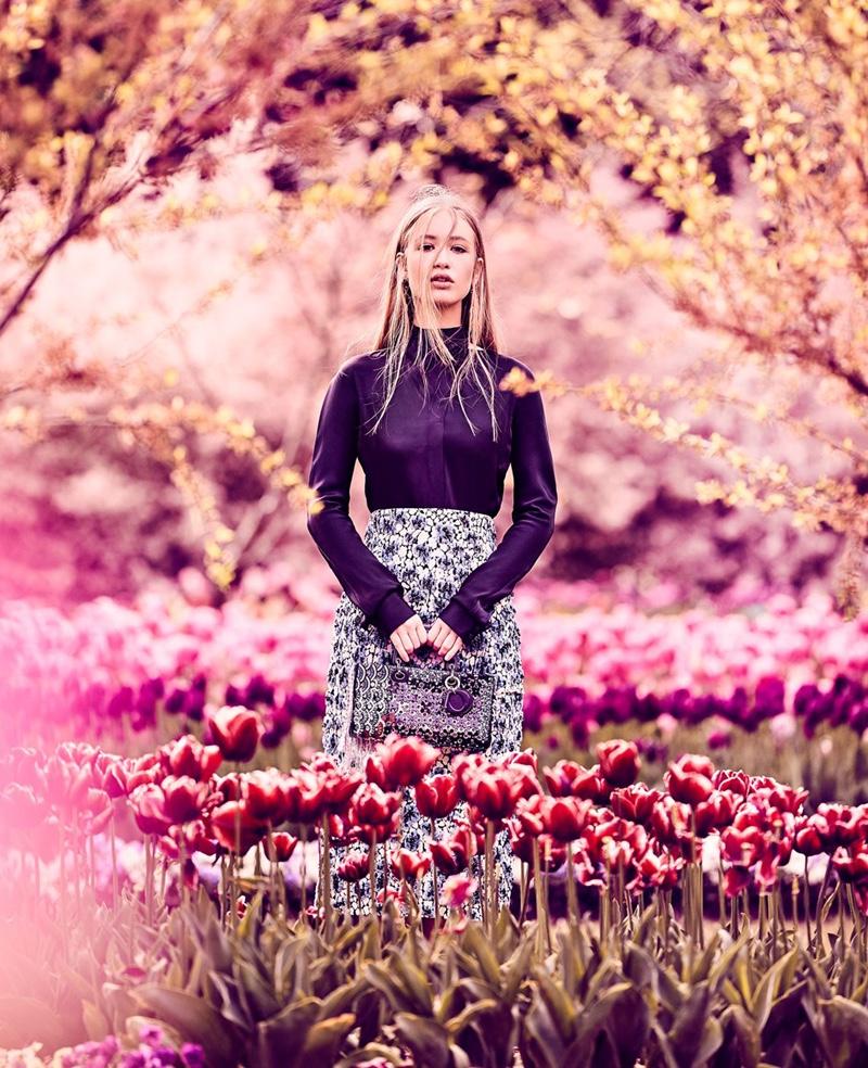 ROSE & IVY Journal Floral Bloom