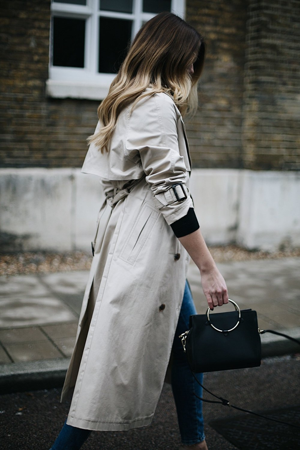 ROSE &IVY Journal Six Trench Coats for Spring