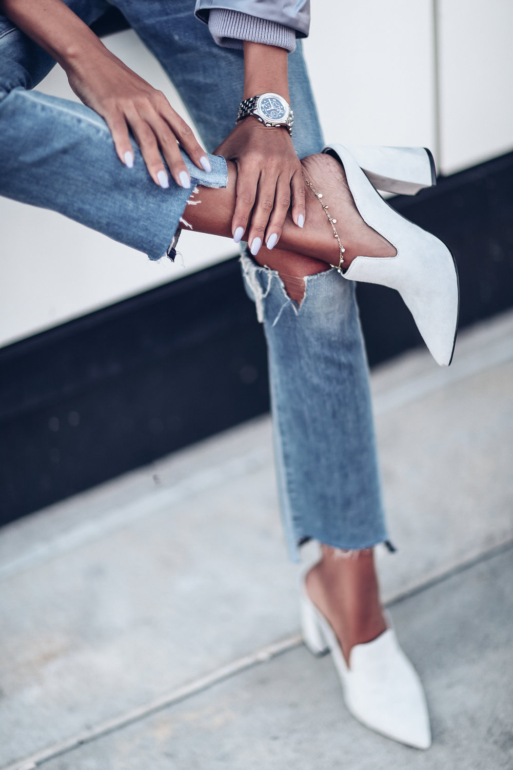 ROSE & IVY Journal Mules to Have On Your Spring Shopping List
