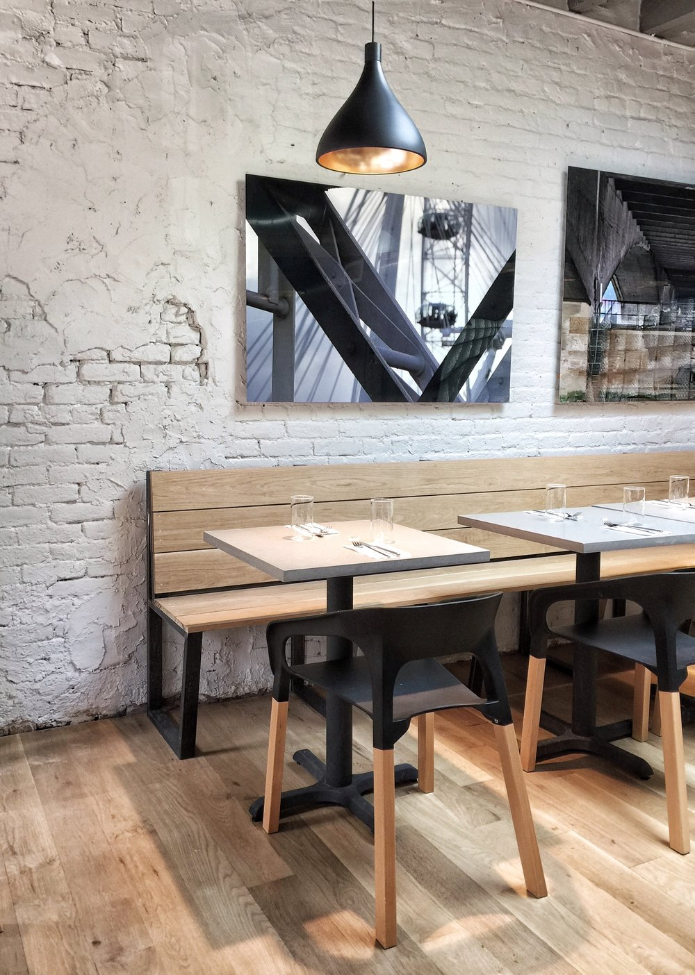 ROSE & IVY Journal A Taste of New York East One Coffee Roasters & Eatery
