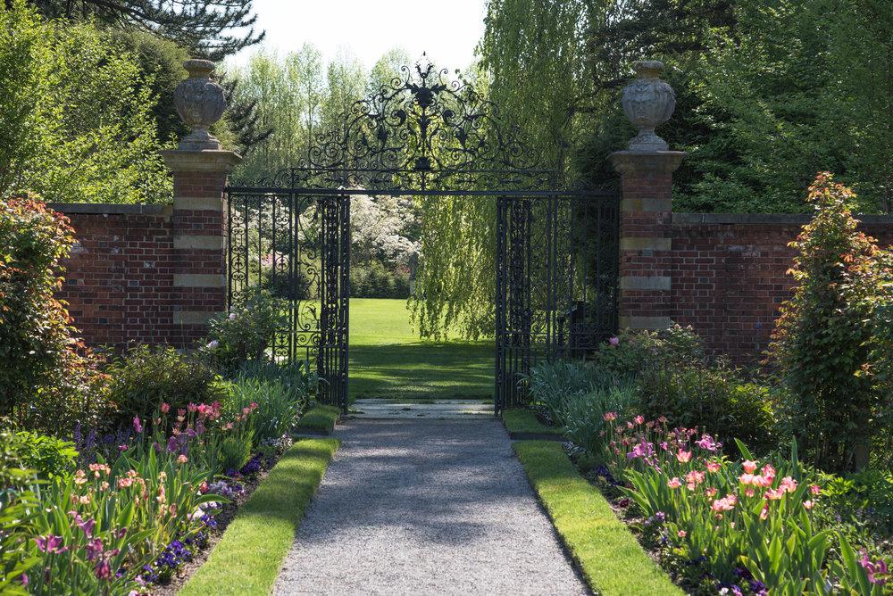 ROSE & IVY Journal Garden Dreamer Old Westbury