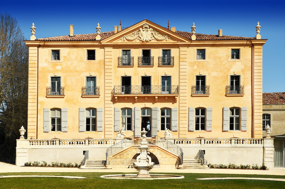 Chateau de Fonscolombe - Escape to Provence, Stay at a Chateau