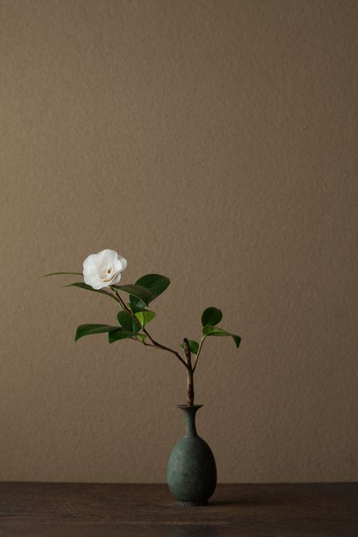 A Case for Simplicity - Japanese Floral Arrangements