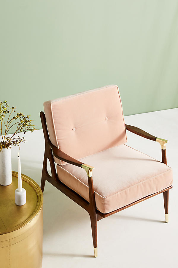 Feminine Meets Masculine - The Find from Anthropologie