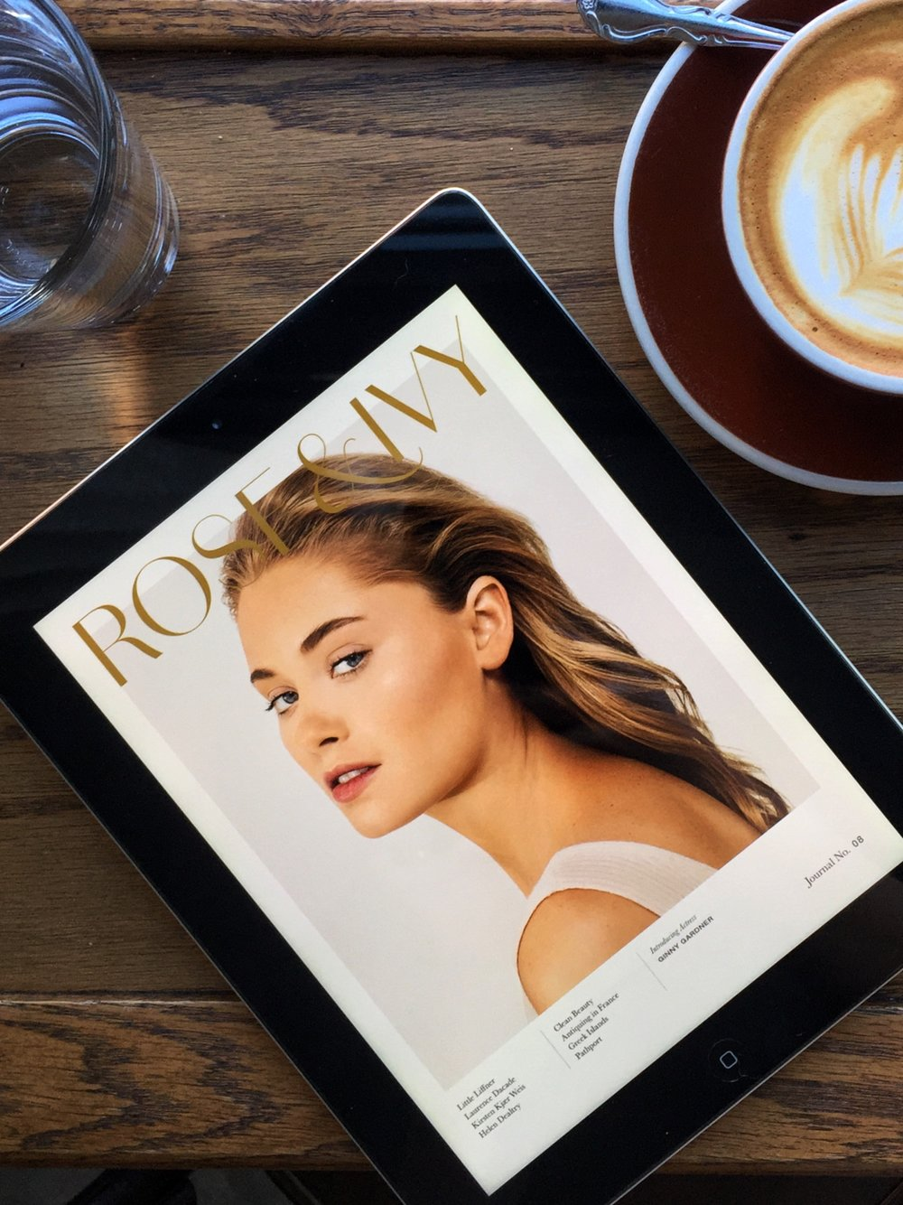 ROSE & IVY Journal Issue No.08 The Digital Edition