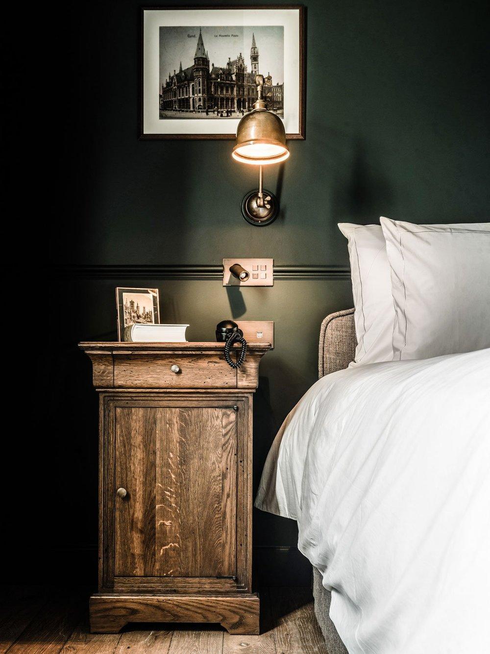 Cozy Interiors - Bedside Lighting