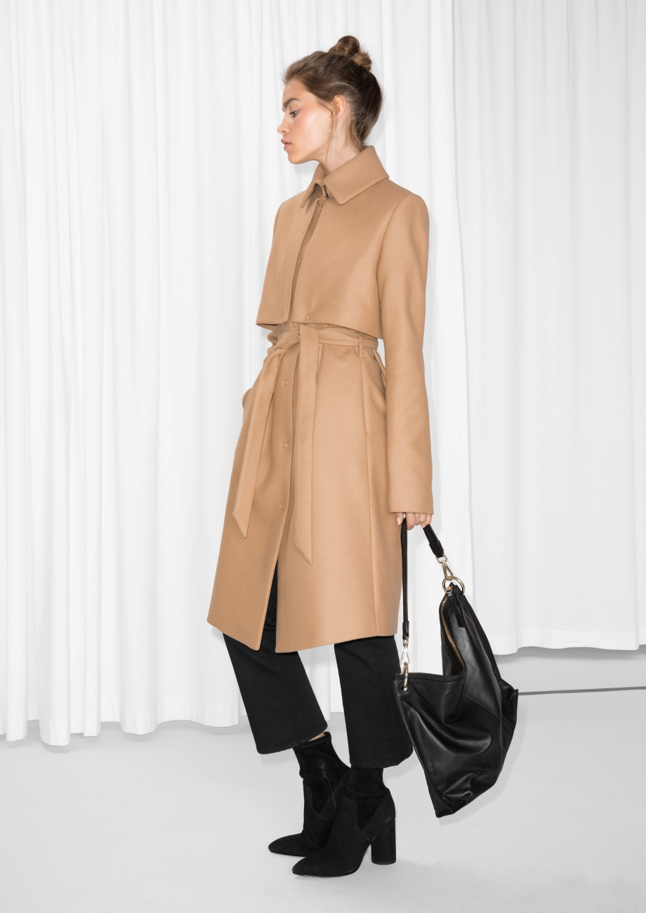 ROSE & IVY Journal The Find The Wool Trench