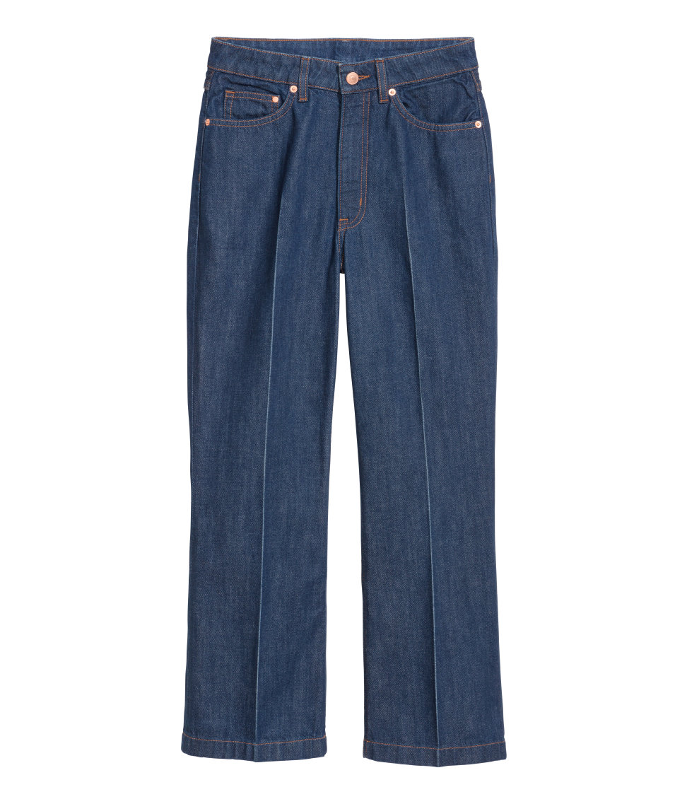 ROSE & IVY Journal The Find High-Waisted Kick Flare Denim