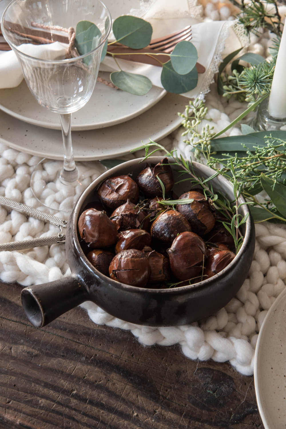 Roasted Chestnuts -
